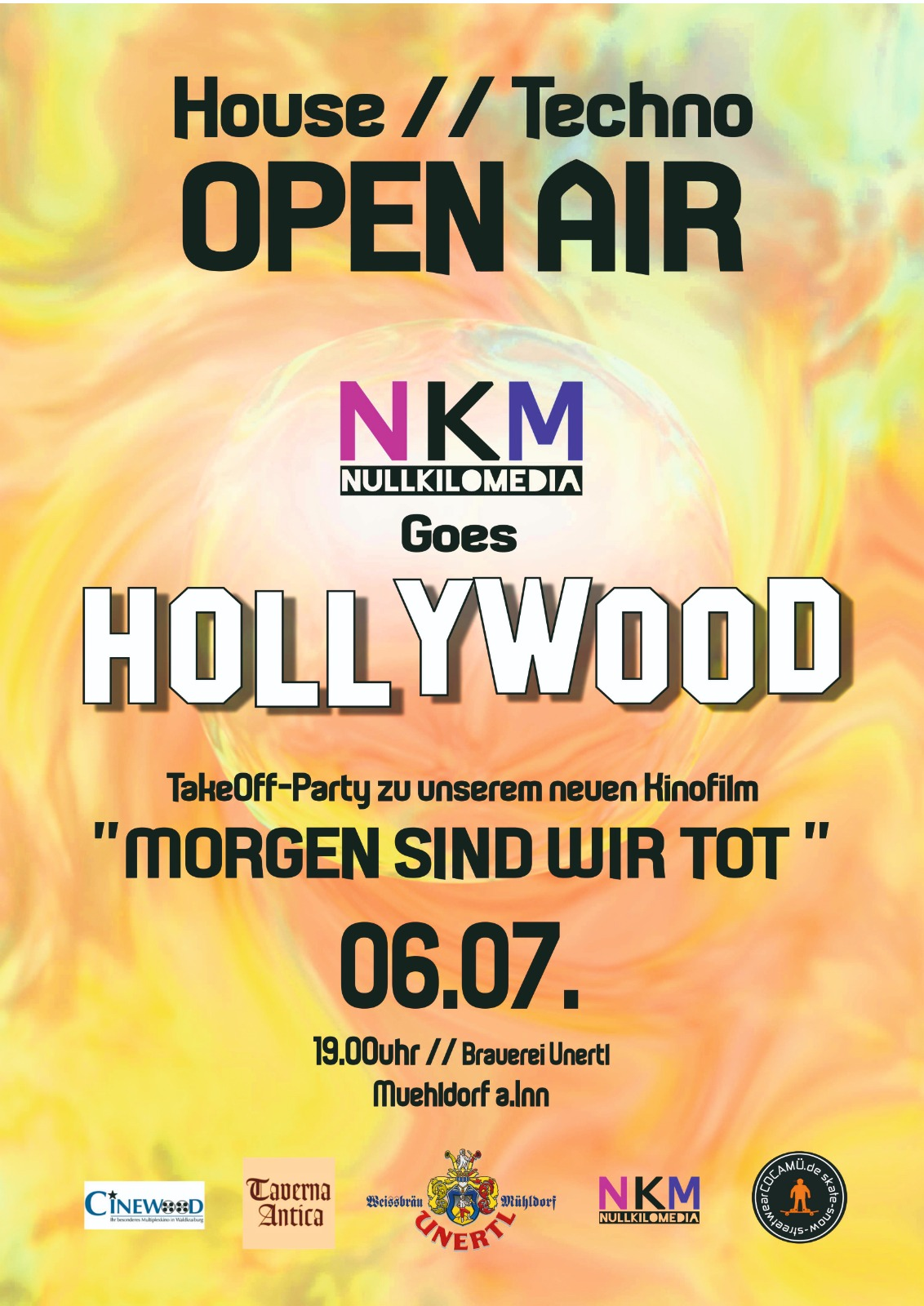 SOMMERNACHT IN HOLLYWOOD